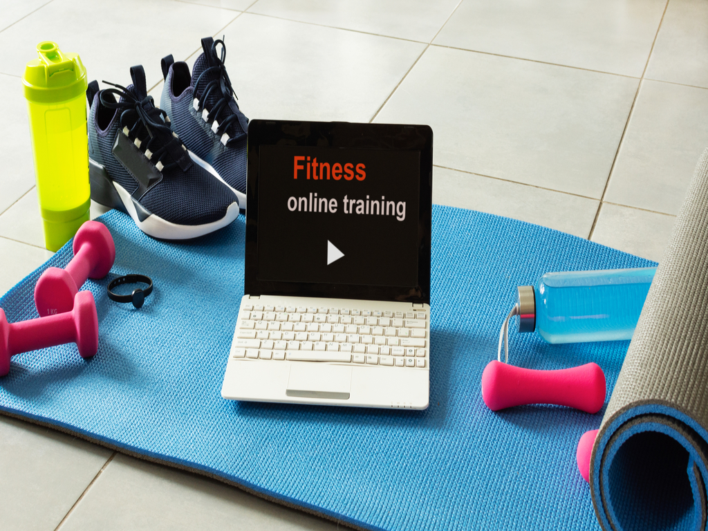 online home fitness
